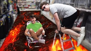 Download THE FLOOR IS LAVA (EXTREME EDITION) Video