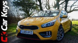 Download Kia pro cee'd GT 2016 review - Car Keys Video