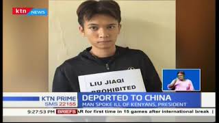 Download Chinese national deported over racist rant Video