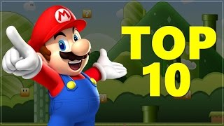 Download Top 10 MARIO GAMES! Video