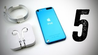 Download New iPod Touch 5th Generation Unboxing (iPod Touch 5G Unboxing 2012) Video