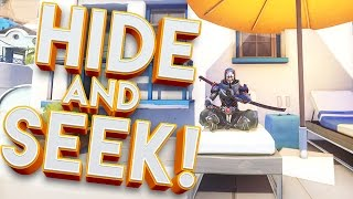 Download OVERWATCH HIDE & SEEK NO HUD CUSTOM GAMEMODE!! Video