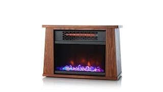 Download LifePro Northern Light FX Infrared Mini Space Heater Video