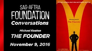 Download Conversations with Michael Keaton of THE FOUNDER Video