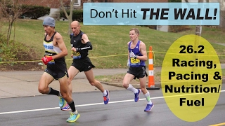 Download HOW TO NOT BONK DURING A MARATHON!   SAGE RUNNING TRAINING ADVICE Video