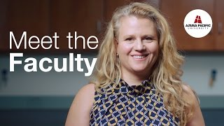 Download Meet the Faculty: Windy Petrie, Ph.D. Video