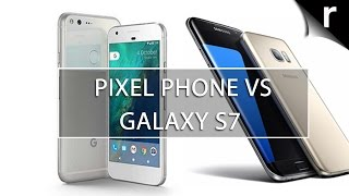 Download Google Pixel Phone vs Galaxy S7: Best Androids of 2016? Video