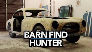 Download Fiberglass ″Cisitalia″ had half a Duesenberg engine & raced at Bonneville | Barn Find Hunter - Ep 72 Video