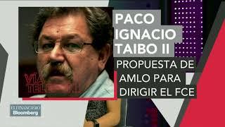 Download Tenemos que romper el bloqueo del precio, por ejemplo: abaratando los libros: Paco Ignacio Taibo II Video