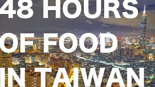 Download 48 Hours in Taiwan: Food Paradise Video