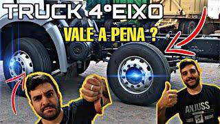 Download TRUCK 4°EIXO VALE A PENA ? Video