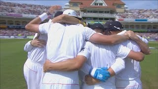 Download Ashes 2013 highlights - England win at Trent Bridge by 14 runs Video