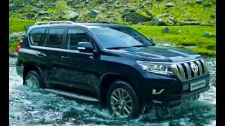 Download 2018 Toyota Land Cruiser Prado Interior, Exterior and Accessories Video