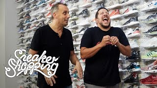 Download Impractical Jokers Go Sneaker Shopping With Complex Video