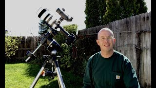 Download Astrophotography Tutorial: Imaging Deep Sky Objects In The City Video