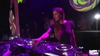 Download Deborah de Luca @ Happy Techno - City Hall (Barcelona / Spain) - 02.05.2015 Video