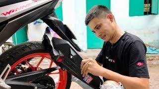 Download Thanh Niên độ dè Honda Winner 150 với 40k mượn Video