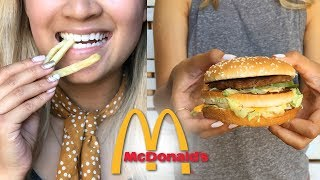 Download I Only Ate At McDonald's For A Week (Vertical Video) Video