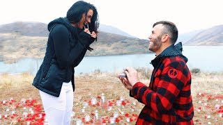 Download THE MOST EPIC PROPOSAL EVER!!! (WORLD'S LONGEST ZIPLINE) Video