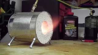 Download How to make a coffee can forge Video