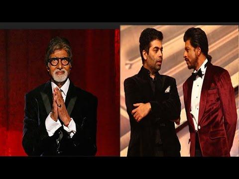 Amitabh Bachchan Speaks On A Boook Launch | Shahrukh & Karan Are Friendship Goals