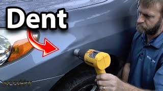 Download Removing Car Dents Without Having To Repaint Video
