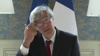 Download Message de Stéphane Le Foll, 11ème Réunion Ministérielle du CIHEAM, Tirana, 22 Septembre 2016 Video