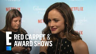 Download Will Fans Get More ″Gilmore Girls″ After the Revival? | E! Live from the Red Carpet Video