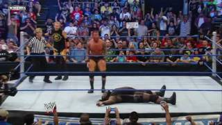 Download WWE - Randy Orton dance after RKO Video