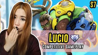 Download Overwatch - Diamond Lucio Ranked Gameplay on Nepal - Enemy Master Lucio is CRAZY (3428SR) Video
