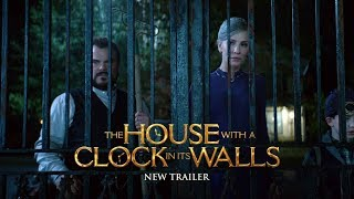 Download The House with a Clock in Its Walls - Official Trailer 2 Video