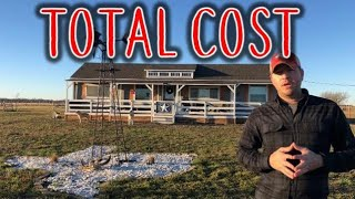 Download Shed To House - Total Cost run through with brothers Jared & Jason Video