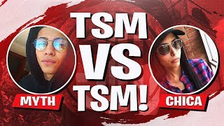 Download TSM vs TSM IN THE CODE RED TOURNAMENT! Ft. Kaysid, Chica & Morgausse (Fortnite BR Full Match) Video