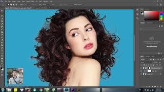 Download 2 Cách Tách Tóc Hiệu Quả Trong Photoshop | Học Photoshop Video