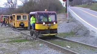 Download NARCOA Speeders on the Everett Railroad Video