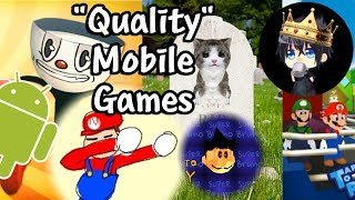 Download [Vinesauce] Vinny - ″Quality″ Mobile Games + Ads (Stream Highlights) Video