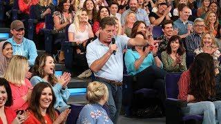 Download Ellen Puts Fans on the Spot with 'Audience Got Talent' Video