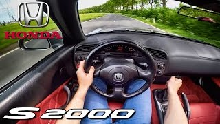 Download Honda S2000 POV Test Drive by AutoTopNL Video