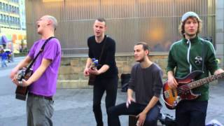 Download Brothers Moving - Minnie the Moocher (@ Union Square - NYC) : The Back of the Busk Video