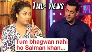 Download Tanushree Dutta SLAMS Salman Khan, Says 'Salman Is Not GOD' Video