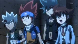 Download Metal Fight Beyblade 4D Episode 122 Dunamis, Guardian of the Temple Video