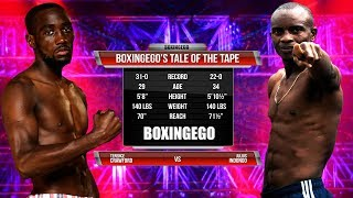 Download TERENCE CRAWFORD VS JULIUS INDONGO Tale Of The Tape (BOXINGEGO FIRST LOOK) Video