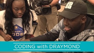 Download Hour of Code with Draymond Green Video