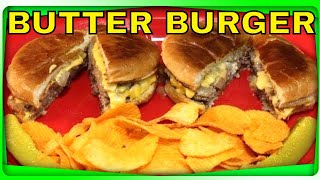 Download Butter Burger! (Solly's Grille Milwaukee Wisconsin) Video