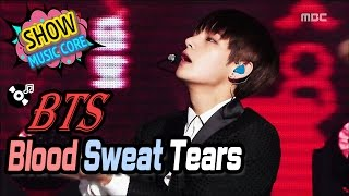 Download [HOT] BTS - Blood Sweat & Tears, 방탄소년단 - 피 땀 눈물 Show Music core 20161224 Video