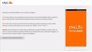 Download Cu ING Home'Bank ai acces non-stop la banii tai Video