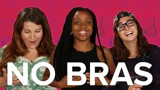 Download Women Go Braless For A Week Video