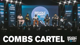 Download Diddy, Quincy, Justin & King Combs Discuss The Importance Of Family At Combs Cartel | REVOLT Summit Video