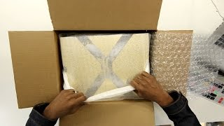 Download UNBOXING: A GOLD Package From Nike with Trophy Sneakers Video