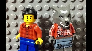 Download The Werewolf Attack: Stop Motion Animation Video